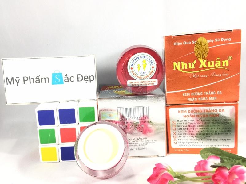 Kem Như Xuân dưỡng trắng da ngừa mụn hiệu quả sau 7 ngày giá sỉ tphcm - 03