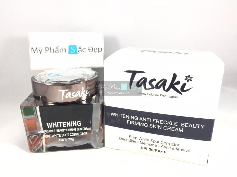 Kem Tasaki dưỡng trắng làm mờ vết nám mụn thâm chính hãng tại tphcm - 01