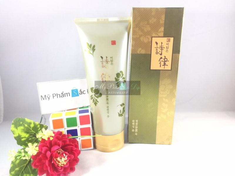 Sữa rửa mặt tạo bọt thảo dược đông y Bidameun chính hãng của Hàn Quốc - 03