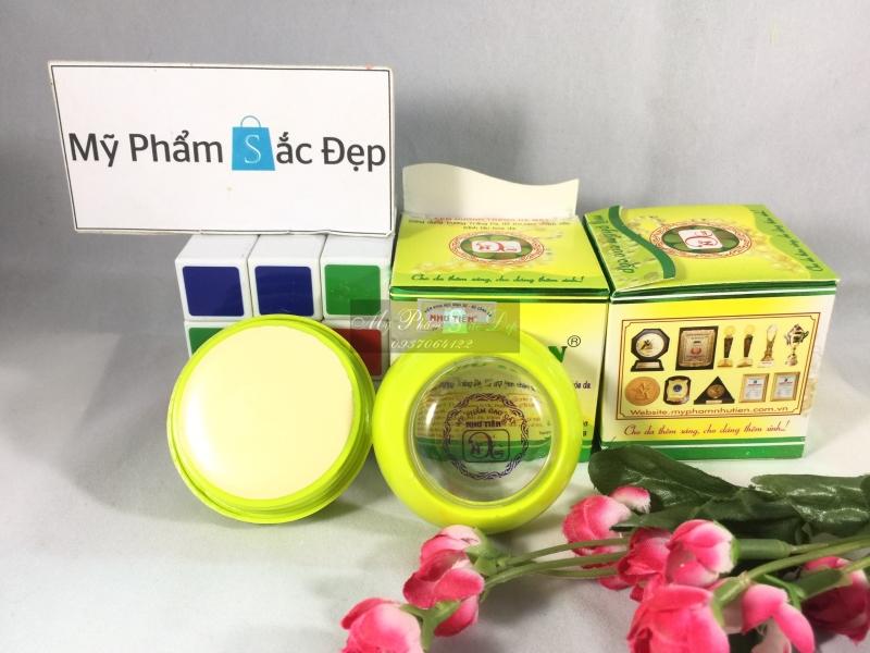 Kem dưỡng trắng da mặt Như Tiên chính hãng giá sỉ tốt nhất tại tphcm - 03