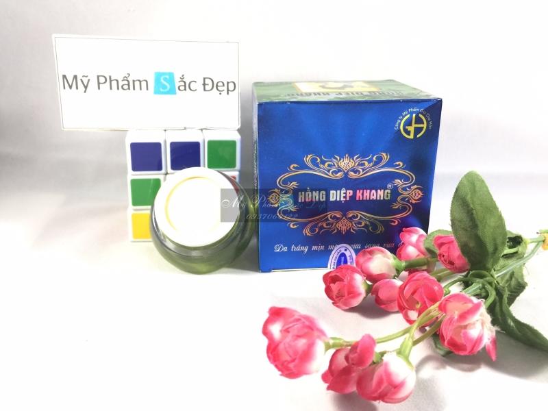 Kem Hồng Diệp Khang trắng da giữ ẩm giảm nhăn chống nắng tại tphcm - 03