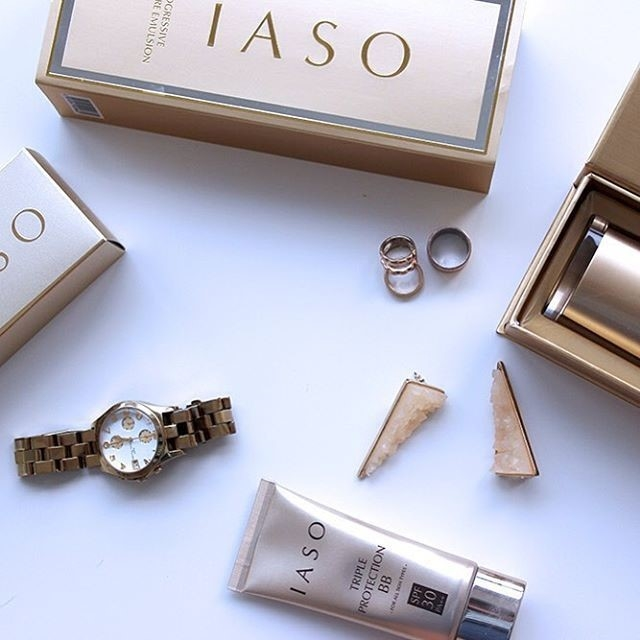 Kem nền BB trang điểm Hàn Quốc IASO chính hãng giá tốt nhất tại tphcm - 02