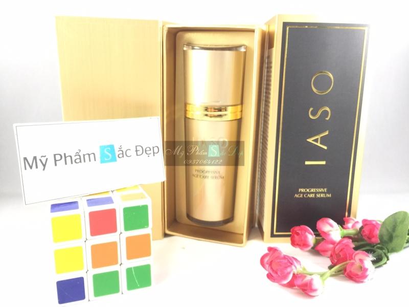 Tinh chất chống lão hóa IASO Progressive Age Care Serum giá tốt tphcm - 03