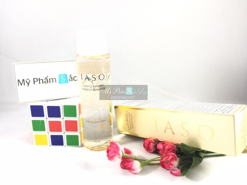 Nước tẩy trang cao cấp Hàn Quốc IASO dùng cho mọi loại da chính hãng -01
