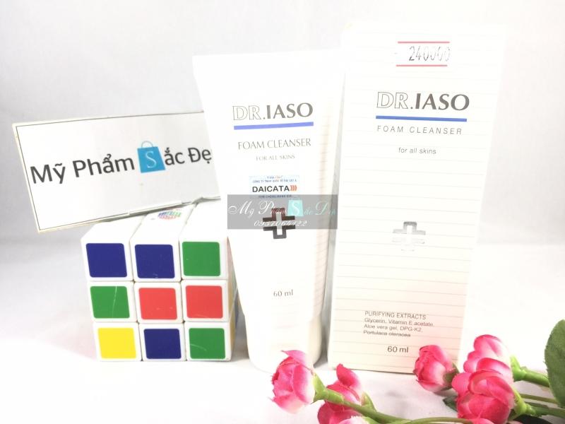 Sữa rửa mặt tạo bọt Dr ASO Foam Cleanser 60ml giá tốt nhất tại tphcm - 03
