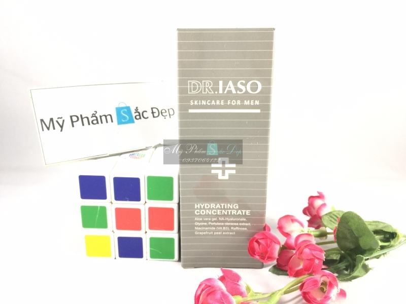 Đặc trị khô da cho nam giới DR IASO Hàn Quốc chính hãng tại tphcm - 01
