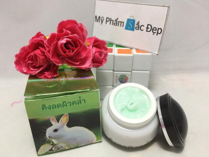 Kem trị nám con thỏ màu xanh của Thái Lan giá sỉ tốt nhất tại tphcm - 01