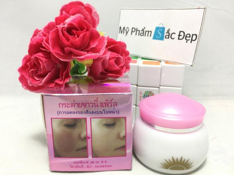 Kem trị nám con thỏ màu hồng của Thái Lan giá sỉ tốt nhất tại tphcm - 01