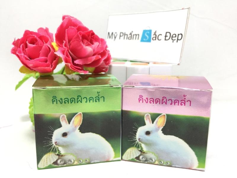 Kem trị nám con thỏ màu hồng của Thái Lan giá sỉ tốt nhất tại tphcm - 02