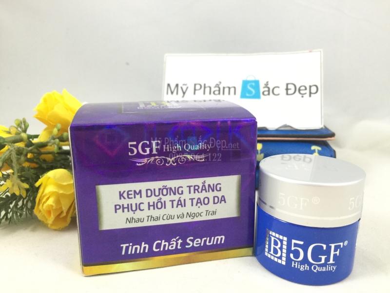 Kem 5GF B Beaufully dưỡng trắng phục hồi tái tạo da giá tốt tại tphcm - 01