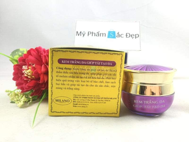 Kem trắng da giúp tái tạo da Skin Q SPF 35 giá tốt nhất tại tphcm - 03