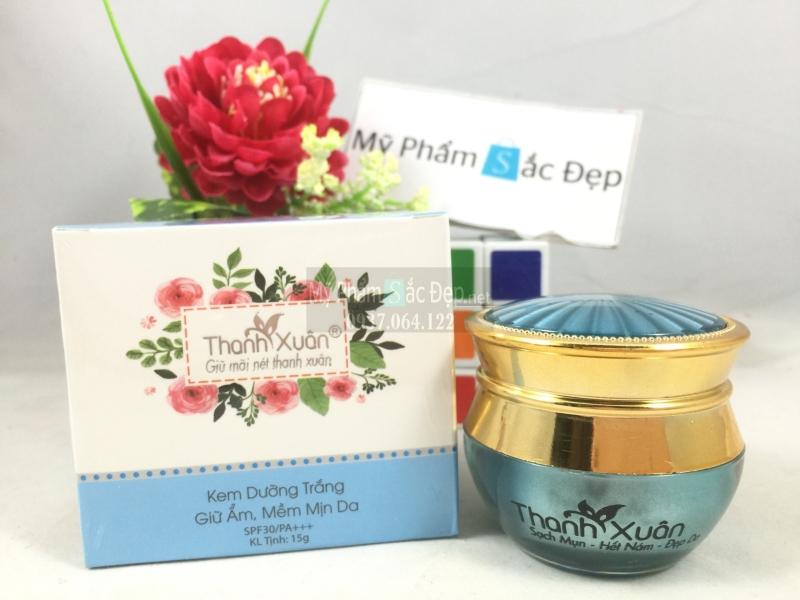 Kem Thanh Xuân dưỡng trắng giữ ẩm mềm mịn da giá tốt nhất tại tphcm - 03
