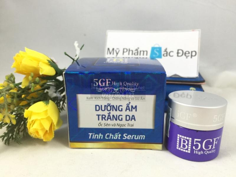 Kem B Beafully dưỡng ẩm trắng da ốc sên và ngọc trai giá tốt tại tphcm - 02