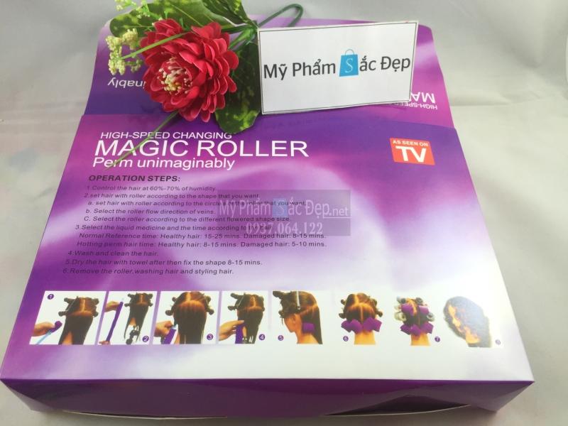 Lô cuốn tóc không nhiệt ốc sên Magic Roller giá sỉ tốt nhật tại tphcm - 03