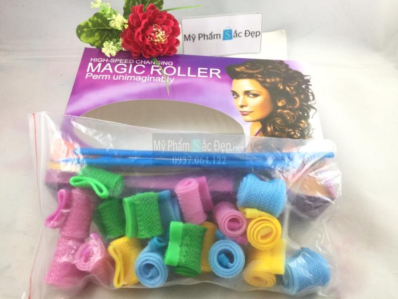 Lô cuốn tóc không nhiệt ốc sên Magic Roller giá sỉ tốt nhật tại tphcm - 02