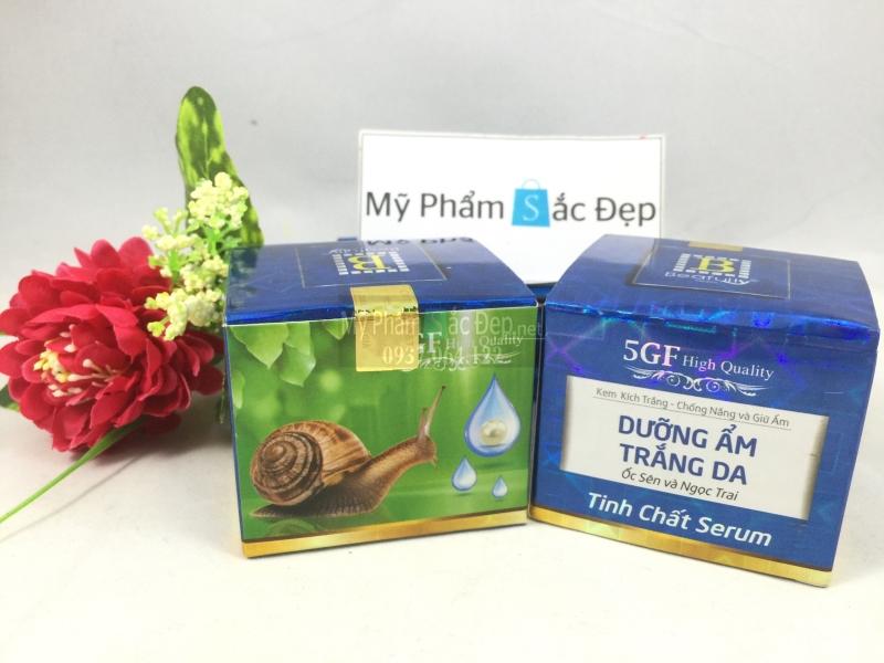 Kem B Beafully dưỡng ẩm trắng da ốc sên và ngọc trai giá tốt tại tphcm - 03