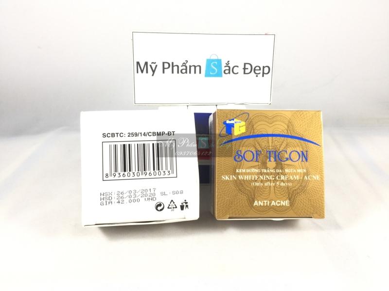Kem dưỡng da ngừa mụn Softigon Anti Acne giá tốt nhất tại tphcm - 01