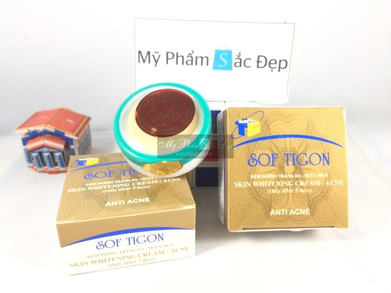 Kem dưỡng da ngừa mụn Softigon Anti Acne giá tốt nhất tại tphcm - 02