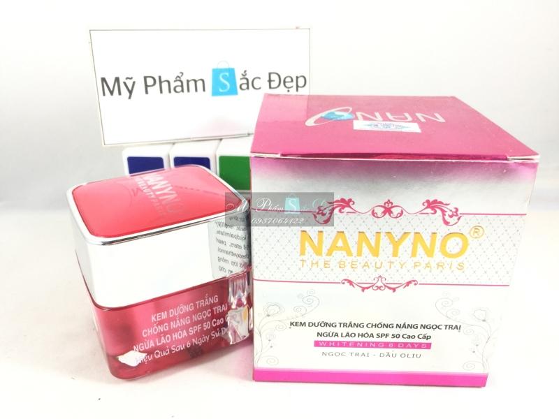 Kem NANYNO dưỡng trắng da chống nắng SPF 50 cao cấp giá tốt nhất tphcm - 02