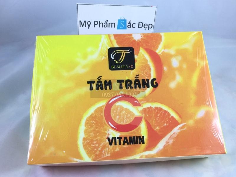 Tắm trắng cam vitamin C hàng chính hãng hiệu quả giá sỉ tại tphcm - 02