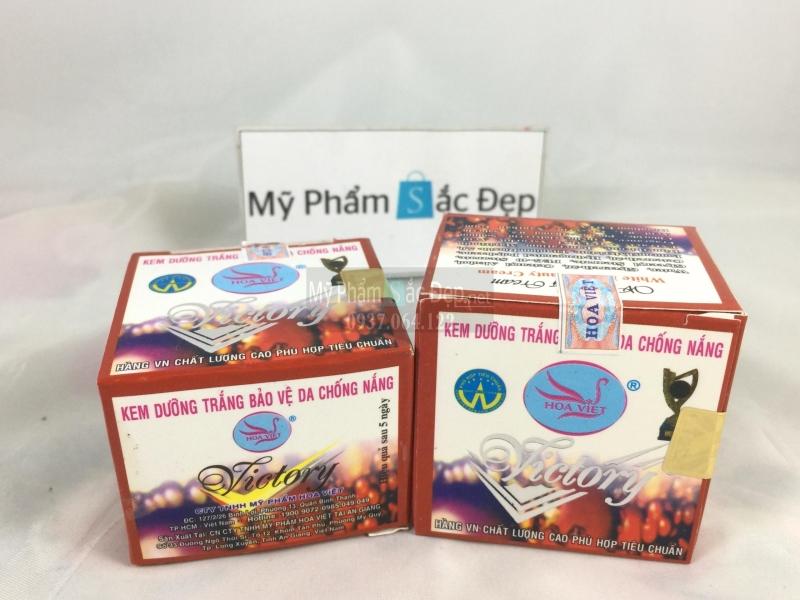 Kem dưỡng trắng da Victory Hoa Việt hàng chính hãng giá tốt nhất tphcm - 02