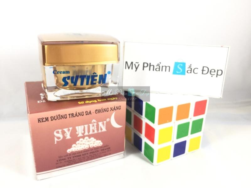 Kem dưỡng trắng da chống nắng SY TIÊN 20g giá tốt nhất tại tphcm - 01