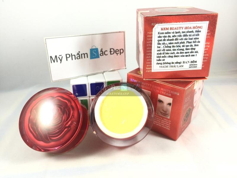 Kem Beauty hoa hồng đỏ Thái Lan hàng chính hãng giá tốt nhất tại tphcm - 01