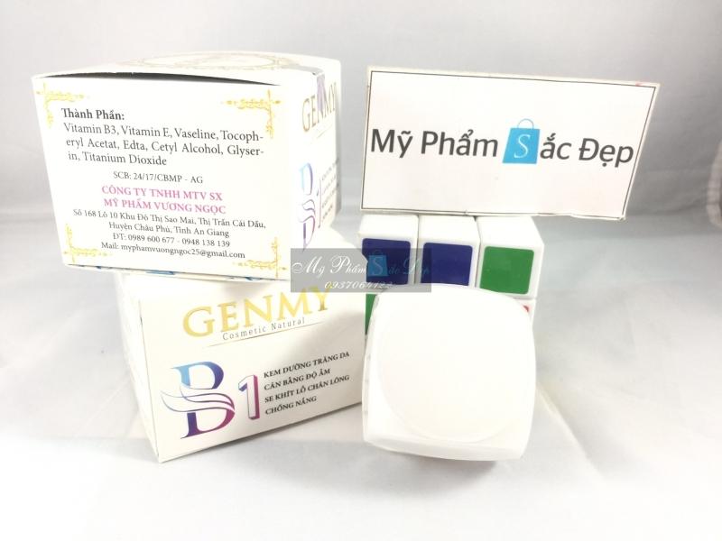 Kem Genmy B1 dưỡng trắng da chống nắng 10g giá tốt nhất tại tphcm - 03