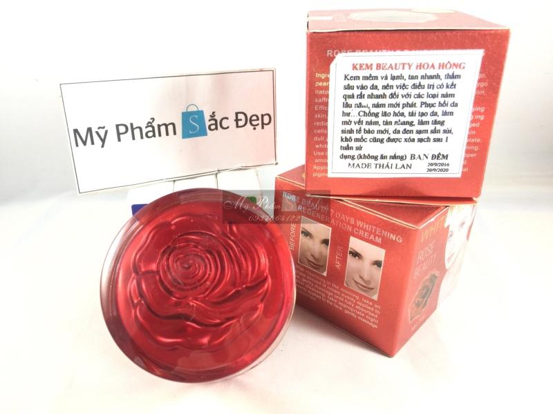 Kem Beauty hoa hồng đỏ Thái Lan hàng chính hãng giá tốt nhất tại tphcm - 02