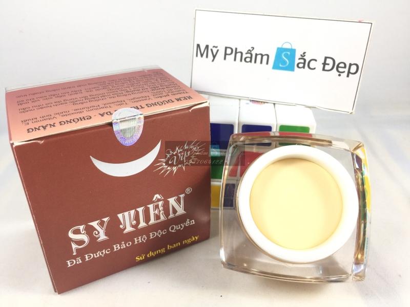 Kem dưỡng trắng da chống nắng SY TIÊN 20g giá tốt nhất tại tphcm - 02