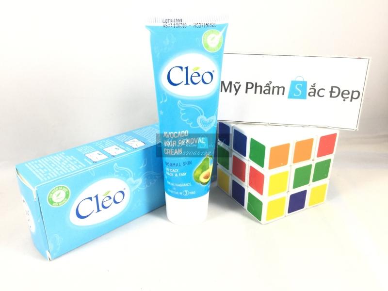 Kem tẩy lông CLEO Avocado không đau giá sỉ tốt nhất tại tphcm - 02