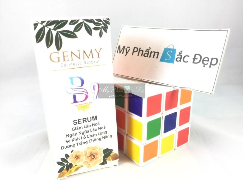 Serum GENMY B9 ngăn ngừa lão hóa se khít lỗ chân lông giá tốt tphcm - 01