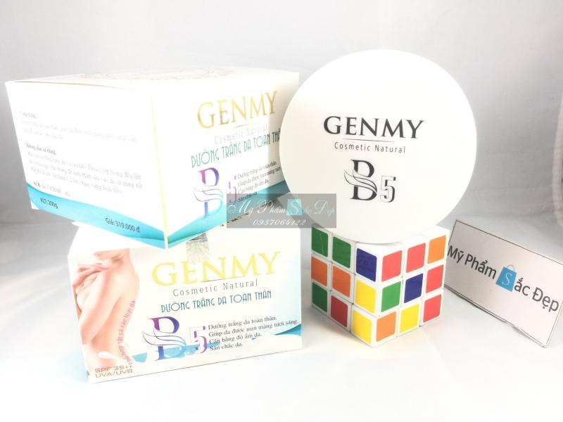 Kem GENMY B5 200g dưỡng trắng da toàn thân chính hãng giá tốt tphcm  - 01
