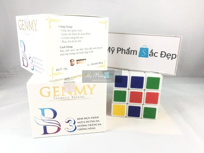 Kem GENMY B3 18g trị mụn thâm liền sẹo chính hãng giá tốt nhất tphcm - 03
