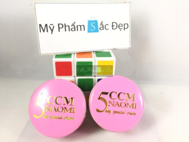 Kem trị nám CCM naomi 5 day perfect cream Thái Lan giá sỉ tại tphcm - 02