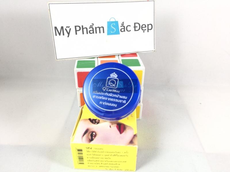 Kem nghệ trị mụn trắng da Q Care White hàng Thái Lan giá sỉ tại tphcm - 01