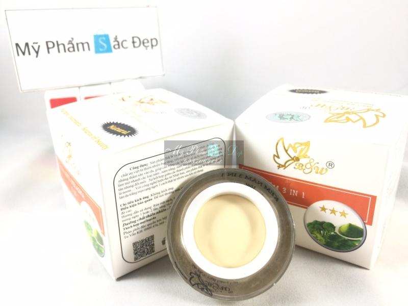 Kem B&W 10g ngăn ngừa nám 3 in 1 từ lá neem bông cải giá tốt tại tphcm - 03