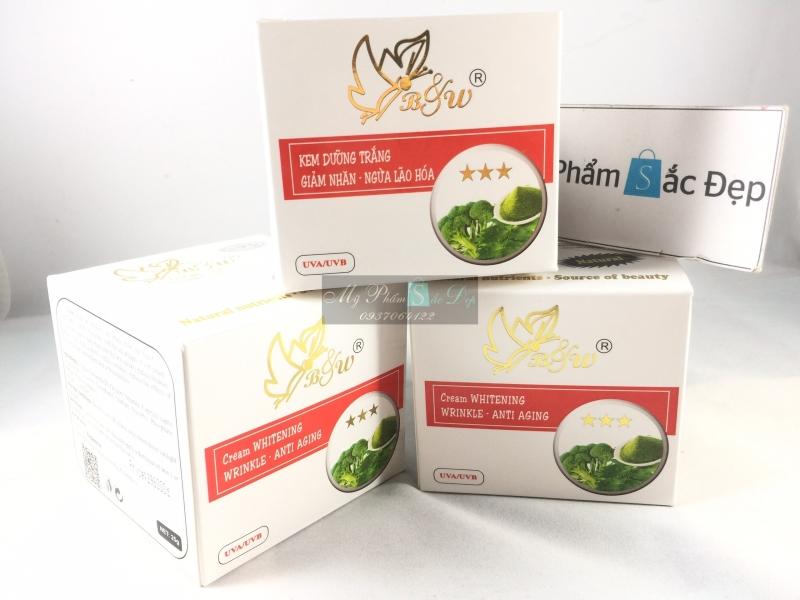 Kem B&W 25g giảm nhăn ngừa lão hóa lá neem và bông cải giá tốt tphcm - 02