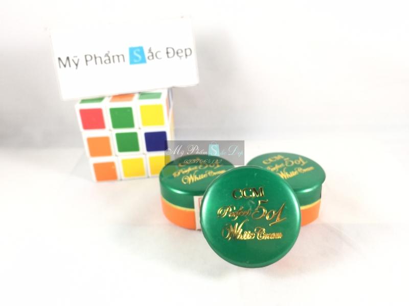 Kem CCM perfect 501 white cream Thái Lan trị mụn bọc thâm giá sỉ tphcm - 02