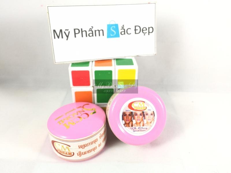 Kem trị nám CCM naomi 5 day perfect cream Thái Lan giá sỉ tại tphcm - 03