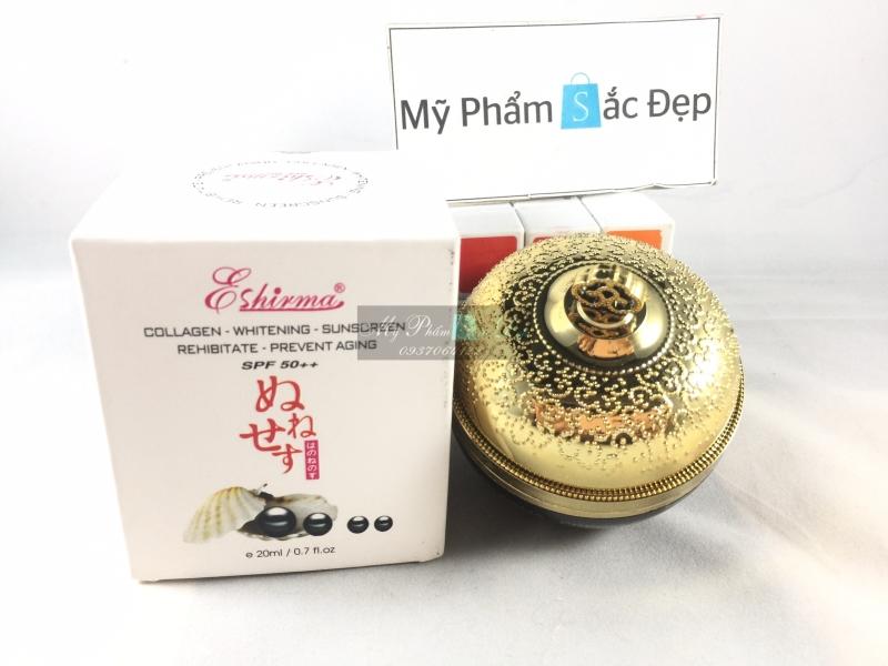 Kem Eshirma ngừa lão hóa da từ ngọc trai đen giá tốt nhất tại tphcm - 02