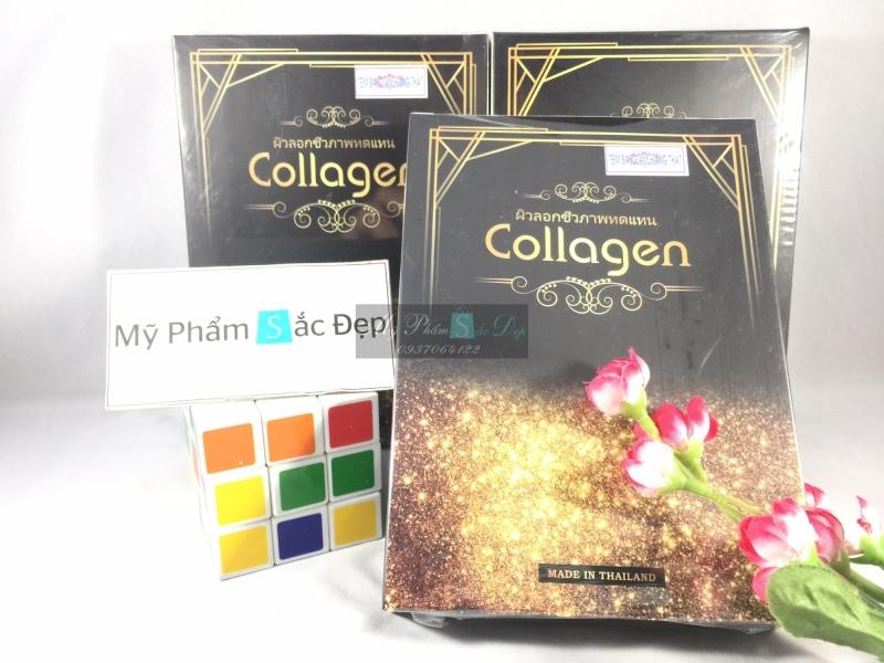 Lột da collagen Thái Lan dạng hộp đen cao cấp giá sỉ tốt nhất ở tphcm - 01