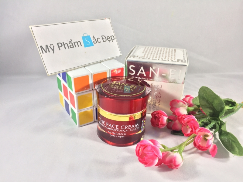 Kem San-Ei trắng da phục hồi tái tạo tế bào gốc giá sỉ tốt nhất tphcm - 01