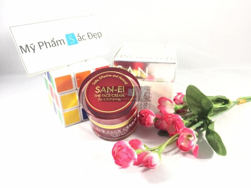 Kem San-Ei trắng da phục hồi tái tạo tế bào gốc giá sỉ tốt nhất tphcm - 02