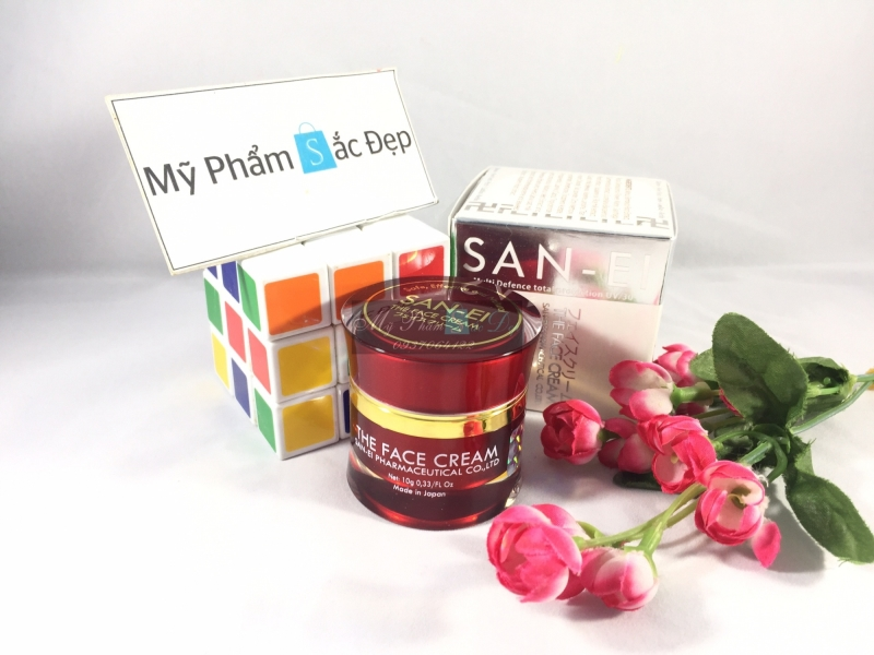 Kem San-Ei trắng da phục hồi tái tạo tế bào gốc giá sỉ tốt nhất tphcm - 03