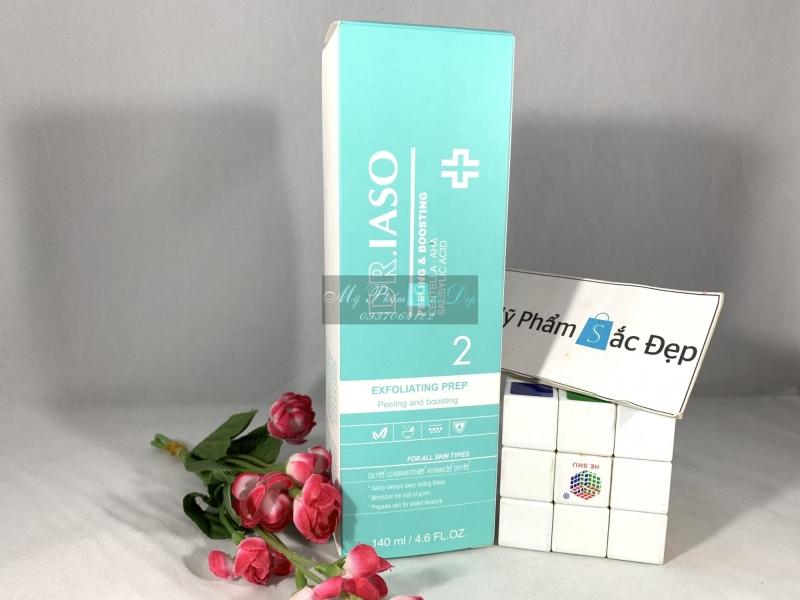 Nước hoa hồng giúp tái tạo da Dr.Iaso Mint chính hãng giá tốt ở tphcm - 03