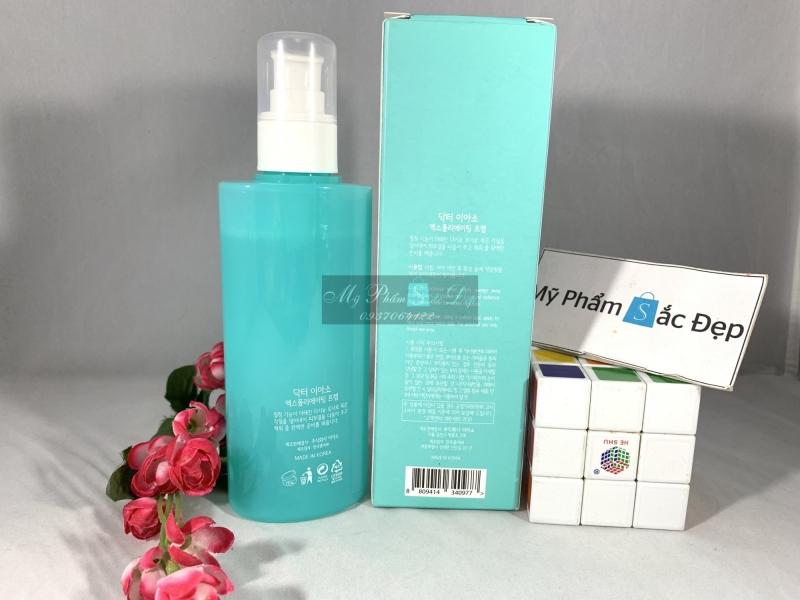 Nước hoa hồng giúp tái tạo da Dr.Iaso Mint chính hãng giá tốt ở tphcm - 02