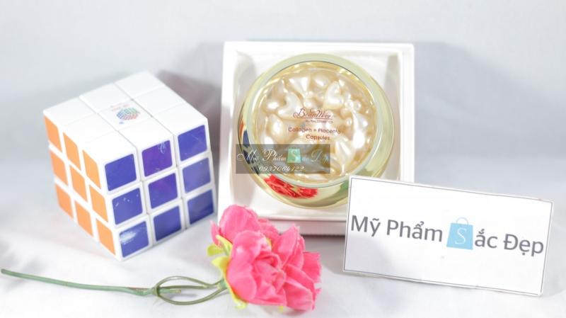 Tinh chất serum nhau thai cừu Beaumore Placenta Capsule giá tốt tphcm - 03