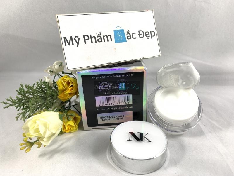 Kem NISHIKI mụn thâm mờ sẹo SPF 35 chính hãng giá tốt nhất tại tphcm - 01